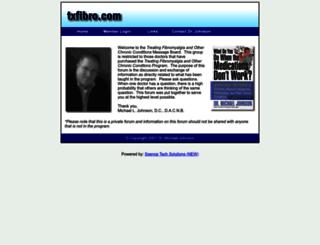 txfibro.com screenshot