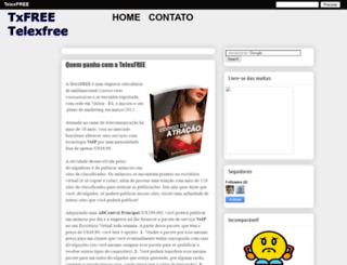 txfree.blogspot.com.br screenshot