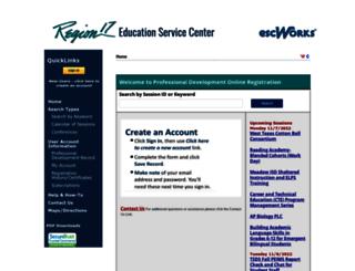 txr17.escworks.net screenshot