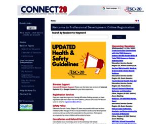 txr20.escworks.net screenshot