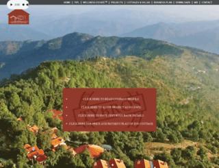 tybrosinfra.com screenshot