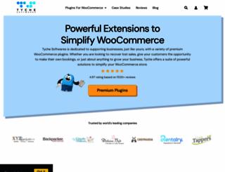 tychesoftwares.com screenshot