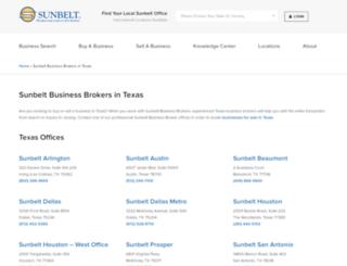 tylerlongview.sunbeltnetwork.com screenshot