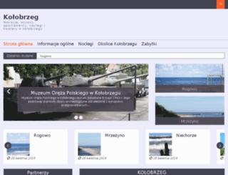 tylkokolobrzeg.pl screenshot