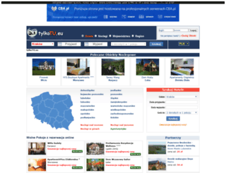 tylkotu.eu screenshot