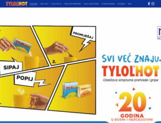 tylolhot.ba screenshot