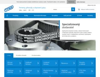 tyma.cz screenshot