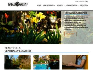 tyndallgreen2.com screenshot