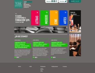typa.org screenshot