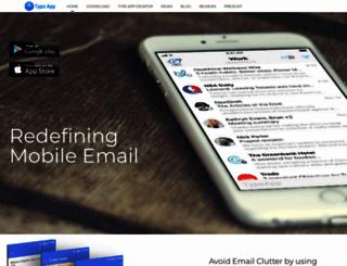 typeapp.com screenshot