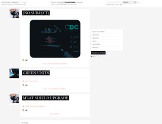 typearmada.dreamwidth.org screenshot
