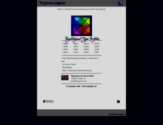 typelogic.com screenshot