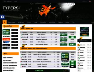 typersi.com screenshot