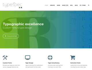 typespec.co.uk screenshot