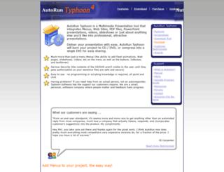 typhoonsoftware.com screenshot