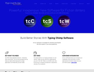 typingchimp.com screenshot