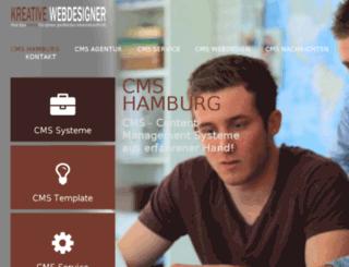 typo3-template24.de screenshot