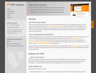 typo3-websites.eu screenshot