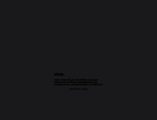tyrasanchez.com screenshot