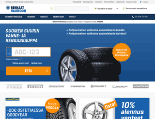 tyremate.com screenshot