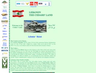 tyros.leb.net screenshot