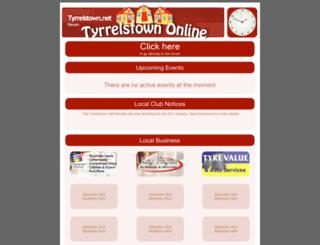 tyrrelstown.net screenshot