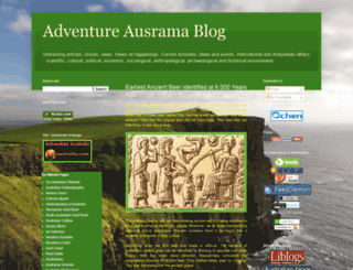 tysaustralia.blogspot.com screenshot