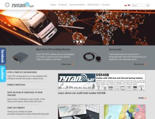 tytansat.com screenshot