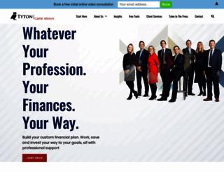 tytoncapital.com screenshot