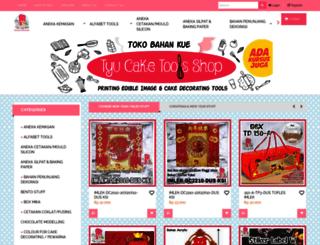 tyucake.com screenshot