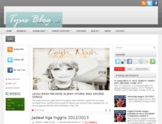 tyuskun.blogspot.com screenshot