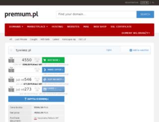 tywiesz.pl screenshot