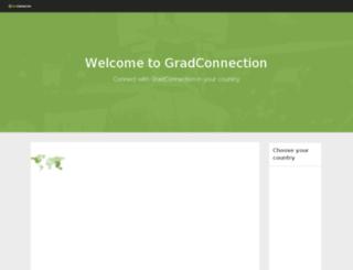 tz.gradconnection.com screenshot
