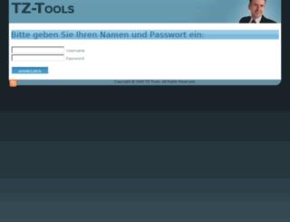 tzbox.de screenshot