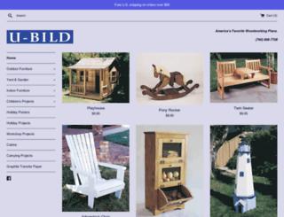 u-bild.com screenshot