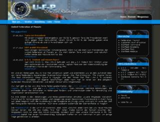 u-f-p.net screenshot