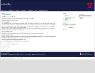 u-grabber.de screenshot