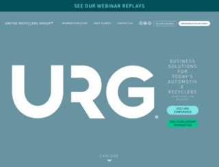 u-r-g.com screenshot