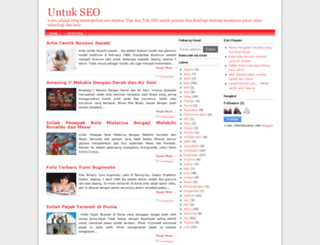 u-seo.blogspot.com screenshot