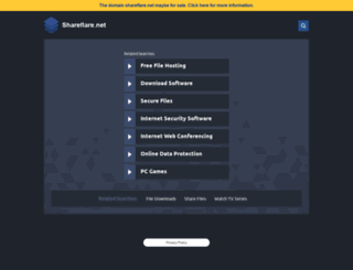 u18800032.shareflare.net screenshot