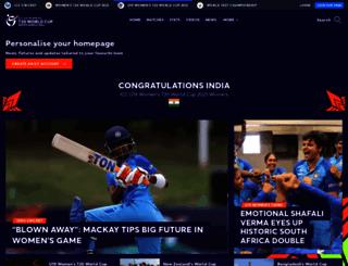 u19worldcup.com screenshot