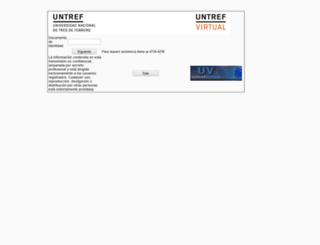 u3fweb.com.ar screenshot