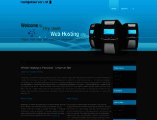 u4server.com screenshot