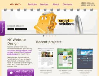 ua.elro.com screenshot