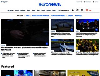 ua.euronews.com screenshot
