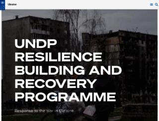 ua.undp.org screenshot