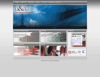 uadrilling.com screenshot