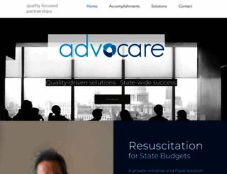 uadvocare.com screenshot