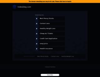uae.index2day.com screenshot