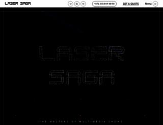 uaelaser.com screenshot